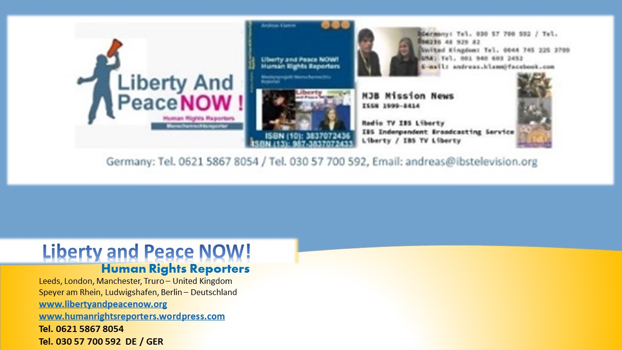 Liberty and Peace NOW! 2
